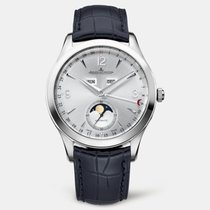Jaeger-LeCoultre Master Calendar Steel 39mm Silver Arabic numerals United Kingdom, London