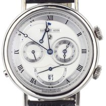 Breguet Steel Automatic Grey 39mm pre-owned Classique