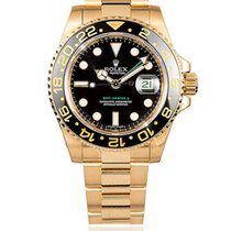 Rolex GMT-Master II Yellow gold 40mm No numerals South Africa, Johannesburg