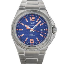 IWC Ingenieur Automatic Steel 46mm Blue United States of America, Maryland, Baltimore, MD
