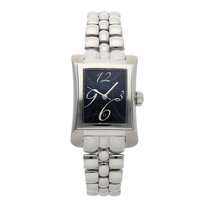 Oris Women's watch Rectangular 26mm Automatic pre-owned Watch with original box and original papers