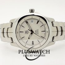 TAG Heuer Link Steel 39mm White