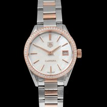TAG Heuer Carrera Lady 32mm Mother of pearl United States of America, California, San Mateo