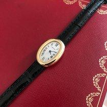 Cartier Žluté zlato Quartz 1960 použité