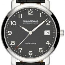 Bruno Söhnle Acero 37.3mm Cuarzo 17-13016-723 nuevo