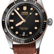 Oris Divers Sixty Five 01 733 7707 4354-07 5 20 45 2020 neu