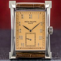 Patek Philippe Pagoda White gold Roman numerals United States of America, Massachusetts, Boston