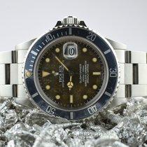 Rolex Submariner Date Staal 40mm Zwart Geen cijfers Nederland, Goor