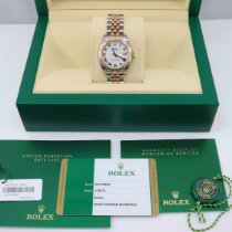Rolex Lady-Datejust Gold/Steel 31mm White United States of America, Wisconsin, West Bend