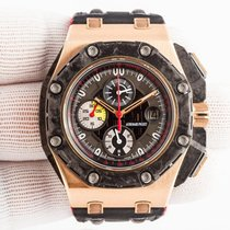 Audemars Piguet Royal Oak Offshore Grand Prix new 2010 Automatic Chronograph Watch with original box and original papers 26290RO.OO.A001VE.01