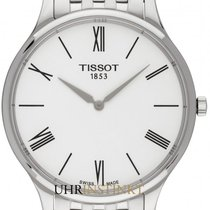 Tissot Tradition Zeljezo 39mm Bjel