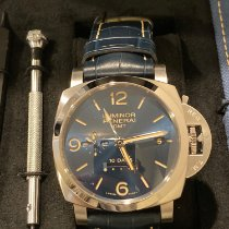Panerai Luminor 1950 10 Days GMT Steel United States of America, New York, New YOrk