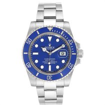 Rolex Submariner Date 116619 2014 pre-owned