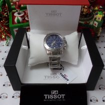 Tissot Steel 42.5mm Quartz T106.417.11.042.00 new
