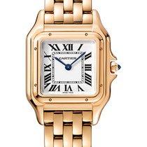 Cartier new Quartz 27mm Rose gold