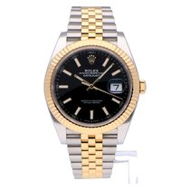 Rolex Datejust 126333 Very good Gold/Steel 41mm Automatic