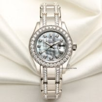 Rolex Lady-Datejust Pearlmaster 80299 2000 pre-owned