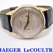 Jaeger-LeCoultre Good Yellow gold Automatic United States of America, New York, New York