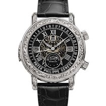 Patek Philippe Sky Moon Tourbillon Oro blanco