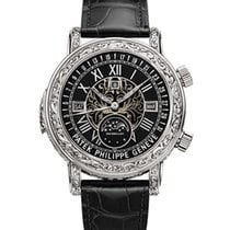 Patek Philippe Sky Moon Tourbillon Ouro branco