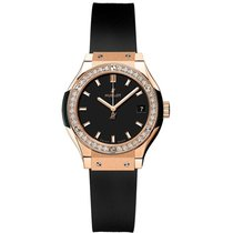 Hublot Quartz 33mm Classic Fusion