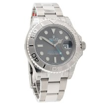 Rolex Yachtmaster Rhodium Dial NEW MODEL