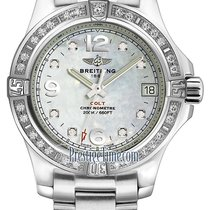 Breitling Colt Lady 33mm a7738853/a769-ss