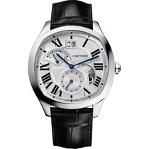 Cartier Drive Retrograde Second Time Zone - Day/Night