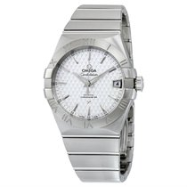 Omega Constellation Chronometer Automatic Mens Watch 123.10.38...