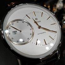 Rado DiaMaster Automatic Grande Seconde Ceramic-White Dial 43mm