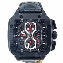 Cvstos Evosquare 45 Pvd Black Steel Chronograph Limited Edition