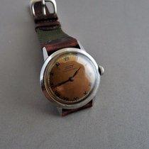 Tissot Aquasport Military Type Mechanical 15 Jewel Watch