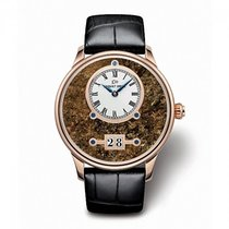 Jaquet-Droz Rose gold Automatic 43mm new Astrale