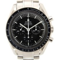 欧米茄  (Omega) Speedmaster Stainless Steel Black Manual Wind...