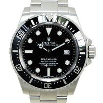 劳力士  (Rolex) Sea-dweller Stainless Steel Black Automatic 116600
