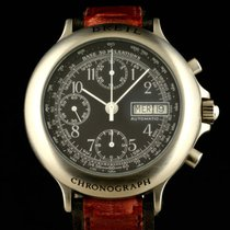 Breil - Chronograph Automatic – Cal Valjoux - Men - 1990-1999