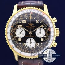 Breitling NAVITIMER COSMONAUTE RARE LIMITED EDITION & 18K GOLD...
