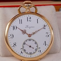 Longines Pocket Watch 14K Solid Gold 1926