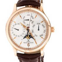 Jaeger-LeCoultre Master Control Perpertual  Rose Gold