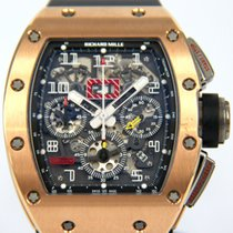 Richard Mille RM011 Flyback Chronograph 18k Rose Gold