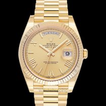 Rolex Day-Date 40 Yellow gold United States of America, California, San Mateo