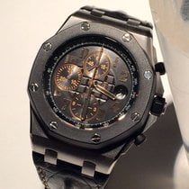 Audemars Piguet Royal Oak Offshore Chronograph Acier France, Paris