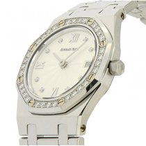 Audemars Piguet Royal Oak Lady Steel 25mm Silver Roman numerals