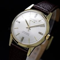 Benrus Voyager 60s Automatic, Vintage, Goldplated NOS New Old...