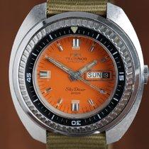 Technos Sky Diver Vintage 1000m