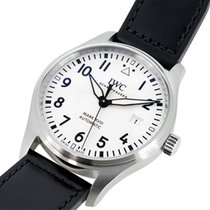 IWC IW327012 Steel Pilot Mark 40mm
