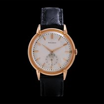Movado Or rose 34mm Remontage manuel R4842 (RO 2506) occasion
