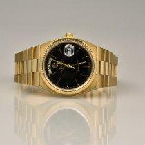 Rolex Day-Date Oysterquartz 18k Gold Box & Papieren Vintage 1991