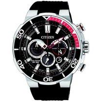 Citizen Zeljezo 45mm Kronograf CA4250-03E nov