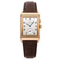 Jaeger-LeCoultre Reverso Duoface pre-owned 26mm Rose gold